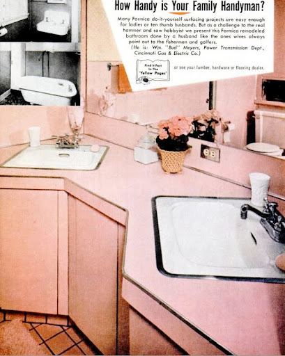 Save the Pink Bathrooms! | Mid-Century Living Save The Pink Bathrooms on striped wallpaper for bathrooms, black and white bathrooms, save the green bathrooms, vintage 1950s bathrooms, fifties bathrooms, save my pink bathroom, bathroom remodeling ideas for small bathrooms, pretty bathrooms, 1960s bathrooms, spacious bathrooms, beautiful bathrooms, retro bathrooms, gorgeous bathrooms, real 1950s bathrooms,