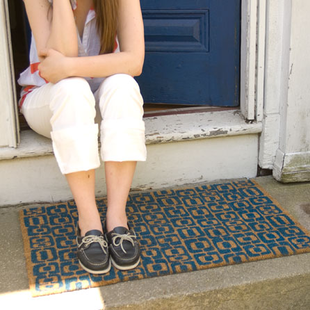 In Todayu0027s San Francisco Chronicle Columnist Zahid Sardar Wrote Up An  Interesting Piece About Rug Designer Angela Adams And Her New Line Of  Doormats.