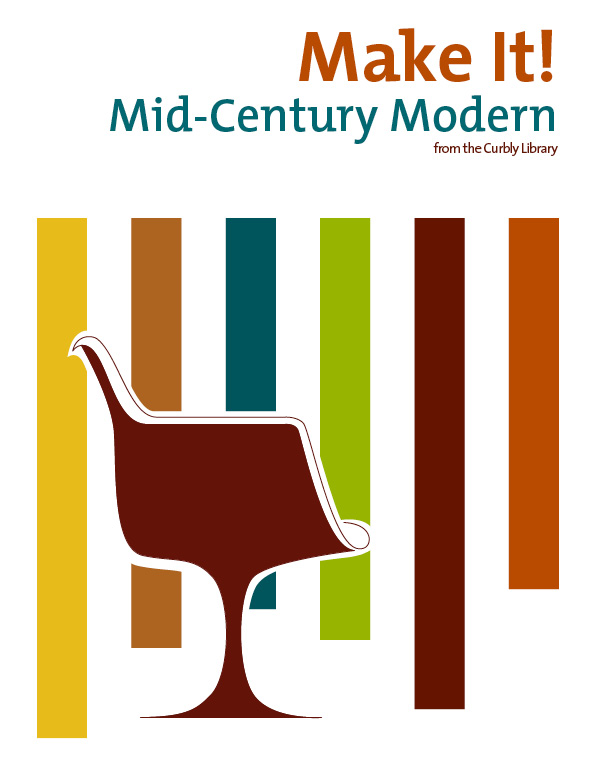 How to make modern furniture shabby chic woodguides for Mid century modern design principles