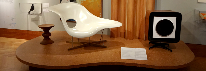 The Charles M. Shulz Mid-Century Modern Exhibit